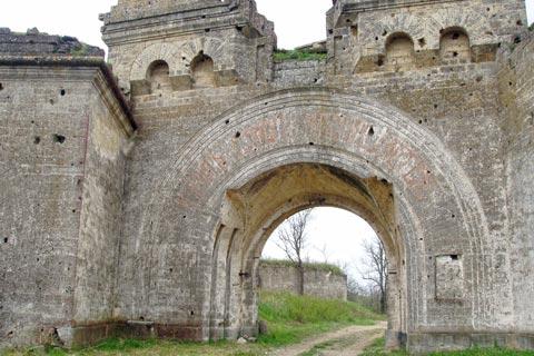 Крепость Керчь.