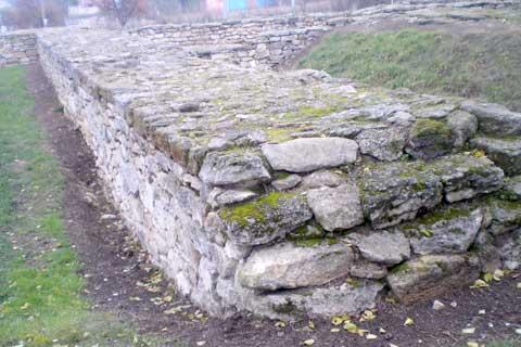 Античный город Тиритака.