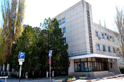 Государственный архив в Автономной Республике Крым.