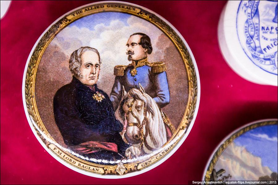 Быт союзных армий в Крыму 1854-1856