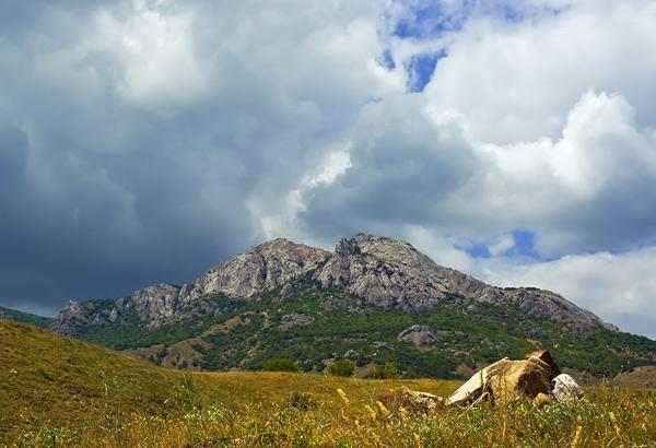 Эчкидаг – Козья-гора