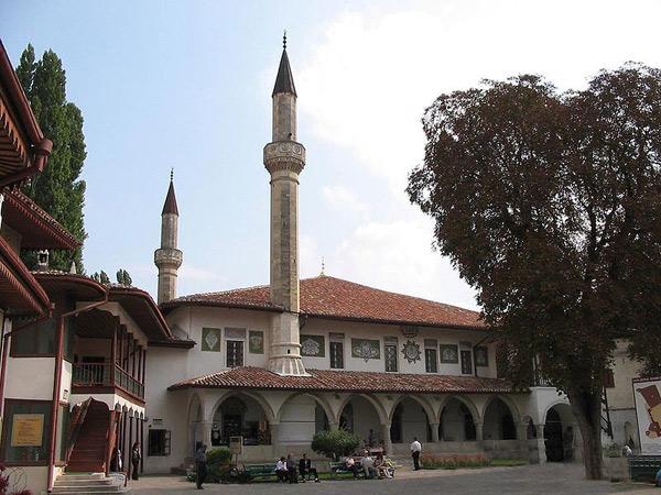 Фонтан слез Бахчисарайского дворца