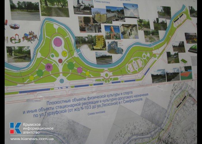 Велодорожку в Симферополе пообещали построить ко Дню города.
