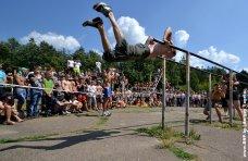 В Феодосии проведут чемпионат по воркауту.