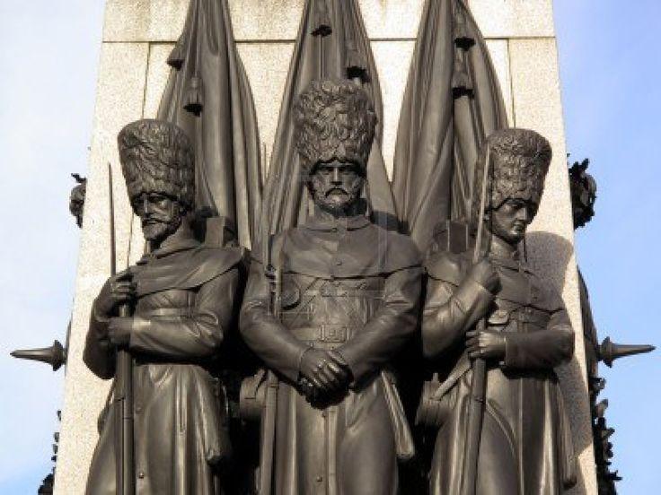 Crimean War Memorial London