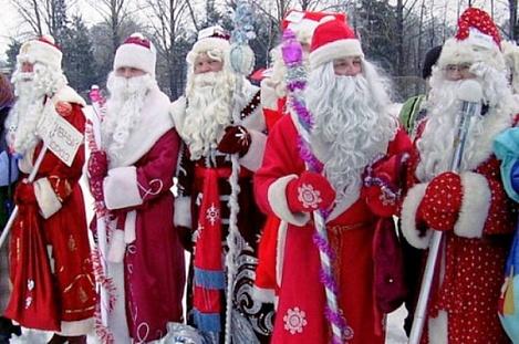 На набережной в Ялте устроят «Мороз-Парад».