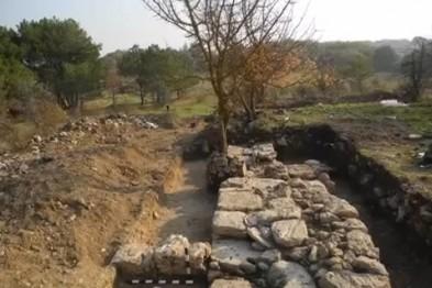Археологи нашли в Севастополе древнее поместье, которому 2500 лет.