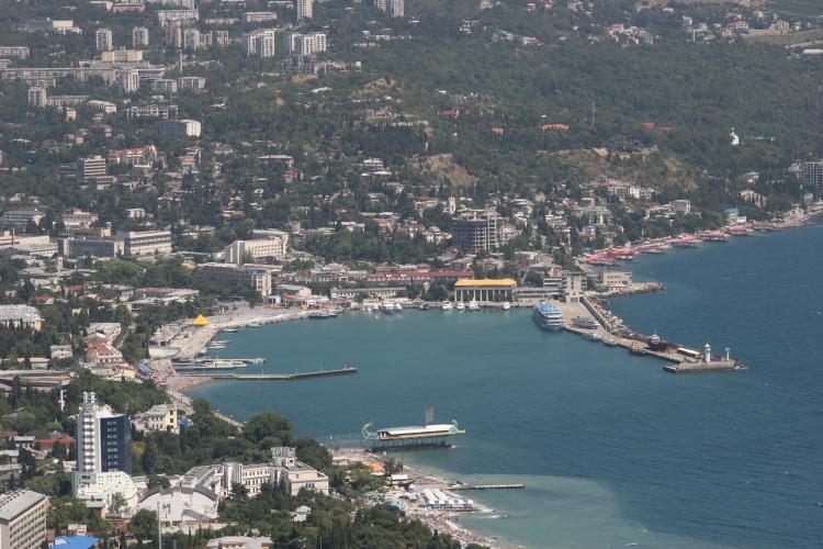 В Ялте построят порт для яхт.