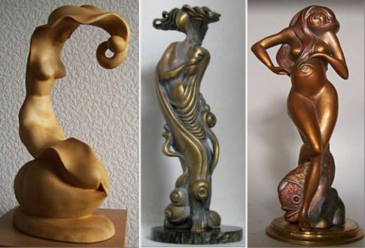 В Феодосии покажут выставку «Линии и формы».