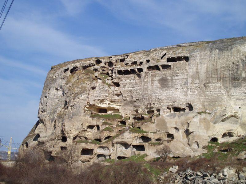 Описание безопасной страны, то есть крепости Ин-керман. «Книга путешествия», Эвлия Челеби.