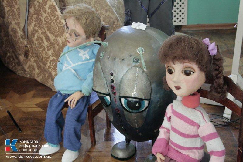 выставка театральных кукол