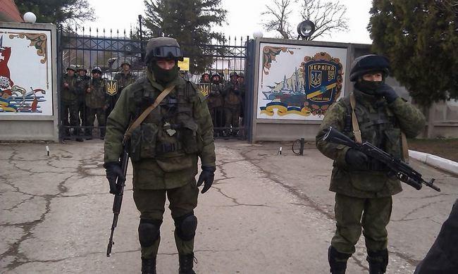 Тридцать дней, которые потрясли Крым