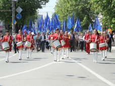 В Симферополе 1 мая перекроют движение транспорта
