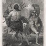 170. Ахилл вступает в битву с троянцами