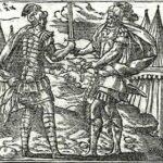 160. Продолжение битвы. Поединок Гектора с Аяксом