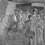 155. Ссора Ахилла с Агамемноном