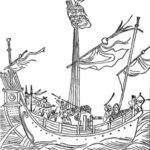 165. Бой у кораблей