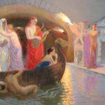 115. Орфей в подземном царстве.