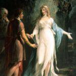 182. Одиссей у нимфы Калипсо