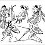 175. Битва с эфиопами. Мемнон