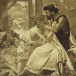 200. Телемах приходит к Эвмею. Одиссей и Телемах
