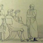 188. Одиссей у царя Алкиноя