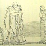 204. Одиссей открывается Пенелопе