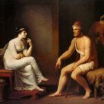 202. Одиссей и Пенелопа