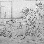 198. Одиссей у Эвмея