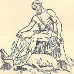 177. Смерть Аякса Теламонида