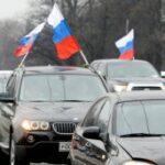 Крым встретит автопробег инвалидов