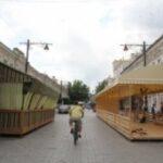 В Симферополе продолжают демонтаж незаконных летних площадок