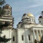 В Симферополе освятят нижний храм Александро-Невского собора