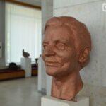 В Симферополе представили скульптуры советского стиля
