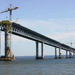 Проект моста через Керченский пролив представили в виде видеоролика