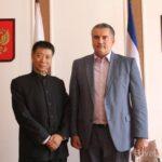 Крымский премьер встретился с китайскими инвесторами
