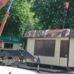 В Алуште демонтируют 29 незаконных объектов торговли