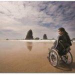 В Сакском районе и Евпатории еще несколько пляжей оборудуют для инвалидов