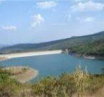 Водохранилища Крыма наполнены водой наполовину