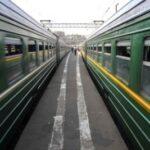 Пассажиров, прибывающих в Крым поездом, стало в два раза меньше