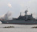 В параде ко Дню флота в Севастополе примут участие десятки кораблей и самолетов