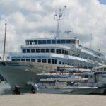 Из Турции в Крым снова начали ходить круизные лайнеры