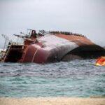 В Крыму поставили памятник затопленным в Донузлаве кораблям
