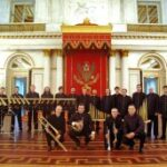 В Крым с гастролями приехал Российский роговой оркестр