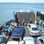Очереди на паром в порту «Крым» ожидают больше тысячи автомобилей