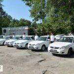 Райотдел МВД в Крыму получил от Белгородской области 15 машин