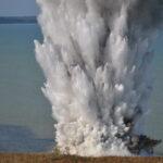 В Крыму обезвредили две авиабомбы времен войны