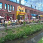 Симферопольский торговый центр «Меганом» выставили на продажу
