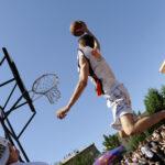 В Симферополе устроят турнир по уличному баскетболу