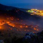 Чрезвычайную пожарную опасность в Крыму продлили